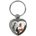 Dani i Rosen - Key Chain (Heart)
