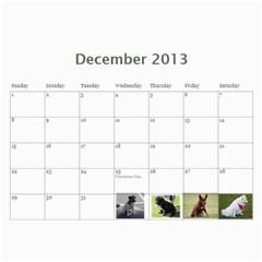 Cuby 2013 By Amanda   Wall Calendar 11  X 8 5  (12 Months)   F3jgswaoq4r9   Www Artscow Com Dec 2013