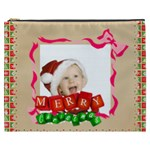 christmas - Cosmetic Bag (XXXL)