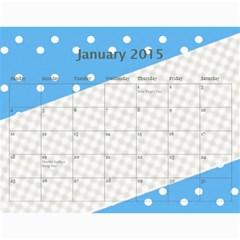 Happy Family Calendar 2013 By Daniela   Wall Calendar 11  X 8 5  (12 Months)   4sy14e9cwmq9   Www Artscow Com Jan 2015