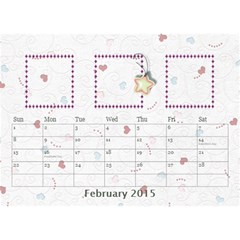 Our Family Desktop Calendar White 2013 By Daniela   Desktop Calendar 8 5  X 6    Gddpqglr9bdq   Www Artscow Com Feb 2015