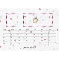 Our Family Desktop Calendar White 2013 By Daniela   Desktop Calendar 8 5  X 6    Gddpqglr9bdq   Www Artscow Com Jun 2015