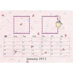Our Family Desktop Calendar 2013 By Daniela   Desktop Calendar 8 5  X 6    0jujp5riwzxy   Www Artscow Com Jan 2015