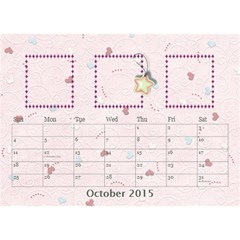 Our Family Desktop Calendar 2013 By Daniela   Desktop Calendar 8 5  X 6    0jujp5riwzxy   Www Artscow Com Oct 2015