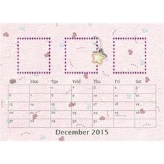Our Family Desktop Calendar 2013 By Daniela   Desktop Calendar 8 5  X 6    0jujp5riwzxy   Www Artscow Com Dec 2015