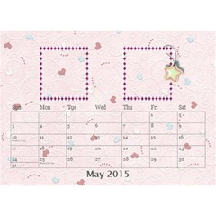 Our Family Desktop Calendar 2013 By Daniela   Desktop Calendar 8 5  X 6    0jujp5riwzxy   Www Artscow Com May 2015