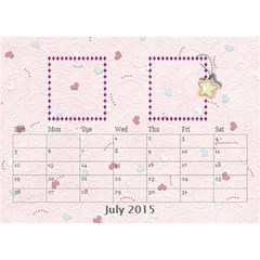 Our Family Desktop Calendar 2013 By Daniela   Desktop Calendar 8 5  X 6    0jujp5riwzxy   Www Artscow Com Jul 2015