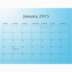 Happy New Year 2013   Calendar 12m By Daniela   Wall Calendar 11  X 8 5  (12 Months)   Xz560jaqq6tt   Www Artscow Com Jan 2015