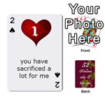 cards - Playing Cards 54 Designs