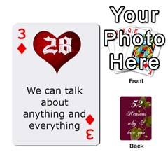 Cards By Allison Buice   Playing Cards 54 Designs   Ckz5sxgmo7pl   Www Artscow Com Front - Diamond3