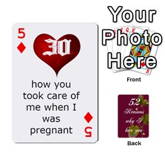 Cards By Allison Buice   Playing Cards 54 Designs   Ckz5sxgmo7pl   Www Artscow Com Front - Diamond5