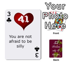 Cards By Allison Buice   Playing Cards 54 Designs   Ckz5sxgmo7pl   Www Artscow Com Front - Club3