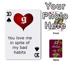 Cards By Allison Buice   Playing Cards 54 Designs   Ckz5sxgmo7pl   Www Artscow Com Front - Spade10
