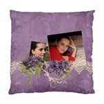 Lavender Dream - Cushion Case(2 sides)  - Standard Cushion Case (Two Sides)