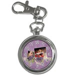 Lavender Dream - Key Chain Watch