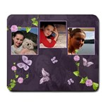 Lavender Dream - Collage Mousepad
