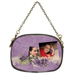 Lavender Dream - Chain Purse (one side)