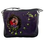 Lavender Dream - Messenger Bag