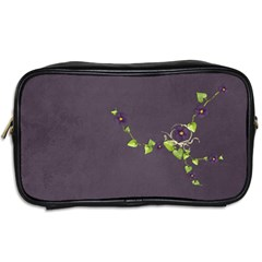 Lavender Dream   Toiletries Bag (two Sides)  By Picklestar Scraps   Toiletries Bag (two Sides)   Rwrkbsmcsfix   Www Artscow Com Back