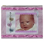 Its a Girl XXXL Cosmetic Bag - Cosmetic Bag (XXXL)