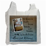 Home Recycle bag (1 Sided) - Recycle Bag (One Side)