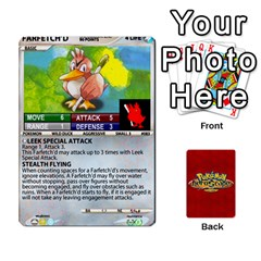 Jack Pokemon 54 107 New By Seth   Playing Cards 54 Designs   2e16ryjf17ls   Www Artscow Com Front - HeartJ