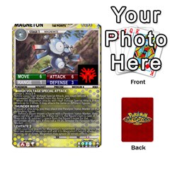 King Pokemon 54 107 New By Seth   Playing Cards 54 Designs   2e16ryjf17ls   Www Artscow Com Front - HeartK