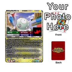Pokemon 54 107 New By Seth   Playing Cards 54 Designs   2e16ryjf17ls   Www Artscow Com Front - Diamond2