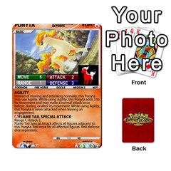 Pokemon 54 107 New By Seth   Playing Cards 54 Designs (rectangle)   2e16ryjf17ls   Www Artscow Com Front - Diamond5
