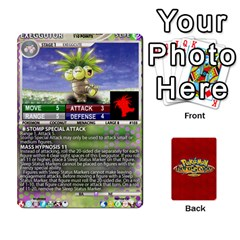 Pokemon 54 107 New By Seth   Playing Cards 54 Designs (rectangle)   2e16ryjf17ls   Www Artscow Com Front - Spade5