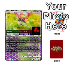 King Pokemon 54 107 New By Seth   Playing Cards 54 Designs   2e16ryjf17ls   Www Artscow Com Front - DiamondK