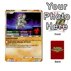 Pokemon 54 107 New By Seth   Playing Cards 54 Designs (rectangle)   2e16ryjf17ls   Www Artscow Com Front - Club3