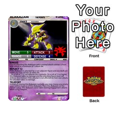 Pokemon 54 107 New By Seth   Playing Cards 54 Designs   2e16ryjf17ls   Www Artscow Com Front - Club4