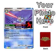 Pokemon 54 107 New By Seth   Playing Cards 54 Designs (rectangle)   2e16ryjf17ls   Www Artscow Com Front - Joker1