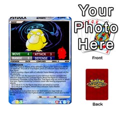 Pokemon 54 107 New By Seth   Playing Cards 54 Designs   2e16ryjf17ls   Www Artscow Com Front - Joker2