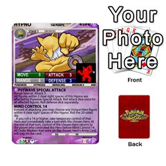 Jack Pokemon 54 107 New By Seth   Playing Cards 54 Designs   2e16ryjf17ls   Www Artscow Com Front - SpadeJ