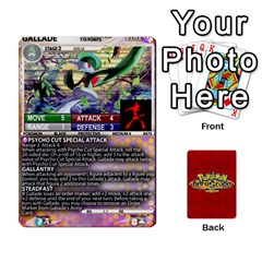 Pokemon 108 151 Extras New By Seth   Playing Cards 54 Designs (rectangle)   U7nx7jmpxk6f   Www Artscow Com Front - Spade3