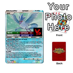 Pokemon 108 151 Extras New By Seth   Playing Cards 54 Designs   U7nx7jmpxk6f   Www Artscow Com Front - Heart3