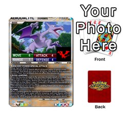 Pokemon 108 151 Extras New By Seth   Playing Cards 54 Designs   U7nx7jmpxk6f   Www Artscow Com Front - Heart6