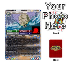 Pokemon 108 151 Extras New By Seth   Playing Cards 54 Designs (rectangle)   U7nx7jmpxk6f   Www Artscow Com Front - Heart9