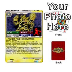 Pokemon 108 151 Extras New By Seth   Playing Cards 54 Designs (rectangle)   U7nx7jmpxk6f   Www Artscow Com Front - Diamond10