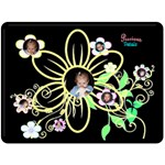 Precious Petals XL Blanket - Fleece Blanket (Large)