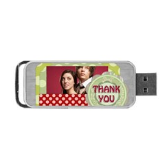 Christmas By Joely   Portable Usb Flash (two Sides)   Xsoin0wv61dm   Www Artscow Com Front