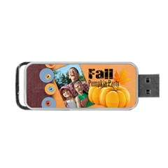 Fall By Joely   Portable Usb Flash (two Sides)   Op67irub9527   Www Artscow Com Front