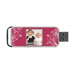 Christmas By Joely   Portable Usb Flash (two Sides)   Lq9m9tiwfka9   Www Artscow Com Front