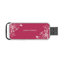 Christmas By Joely   Portable Usb Flash (two Sides)   Lq9m9tiwfka9   Www Artscow Com Back