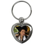 1 - Key Chain (Heart)