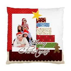 Christmas By Betty   Standard Cushion Case (two Sides)   Eykvgqqccq8e   Www Artscow Com Front