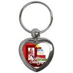 christmas - Key Chain (Heart)