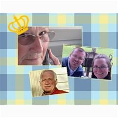 Xmas Calendar 2o12 By Kelly Flickinger   Wall Calendar 11  X 8 5  (12 Months)   Ewjq54sbgoj4   Www Artscow Com Month